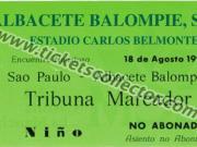 Albacete Balompié