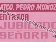 CDE Atlético Pedro Muñoz EMF