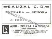 Sauzal CD