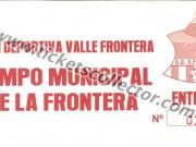 UD Valle Frontera