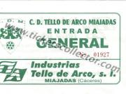 CD Tello de Arco Miajadas