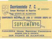 Sanciventeño FC