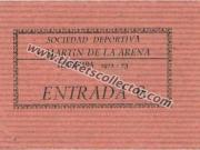 SD San Martín de la Arena