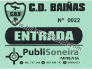 CD Baíñas