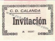 CD Calanda