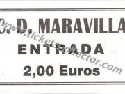 CD Maravilla