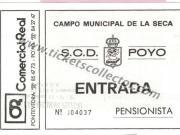 SCD Poyo