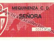 Mequinenza CD