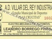 AD Villar del Rey Industrial