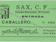 Sax CF