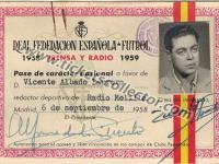 1958 Periodista