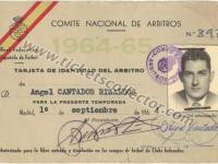 1964 Árbitro