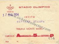 1954 Turquía España