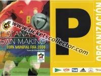 2005 España San Marino (parking)