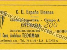 CU España Linense