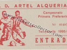 CD Artel Alquerias