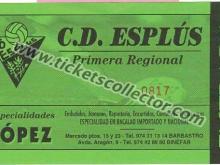 CD Esplús