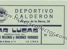 Deportivo Calderón