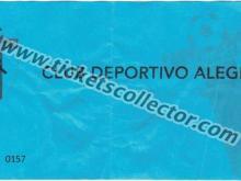 CD Alegría