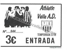 Athletic Valle AD