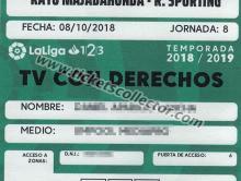 LFP 2018-19 TV con derechos (verde)