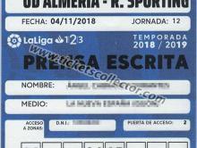 LFP 2018-19 Prensa escrita (azul)