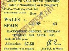 1985-04-30 Gales España