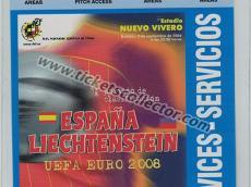 2006 España Liechtenstein