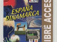 2004 España Dinamarca