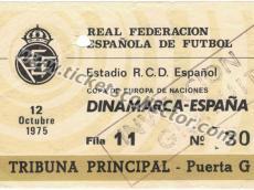 1975-10-12 España Dinamarca