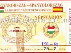 1989-10-11 Hungría España