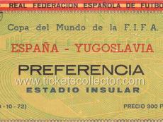 1972-10-19 España Yugoslavia