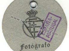 1950 España Portugal