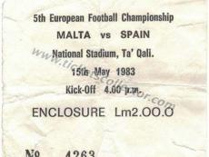 1983-05-15 Malta España