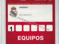 2021 Supercopa Athletic Real Madrid