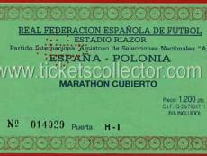 1989-09-20 España Polonia