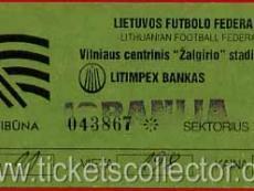 1993-06-02 Lituania España