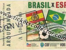 1981-07-08 Brasil España