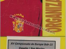 2005 España San Marino