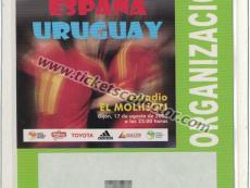 2005 España Uruguay