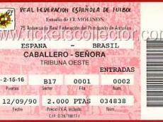 1990-09-12 España Brasil