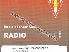 2008-09 Sporting Villarreal