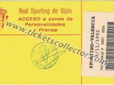 1992-93 Sporting Valencia