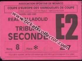 C2 1989-90 Mónaco Valladolid