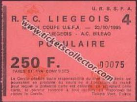 C3 1985-86 Liege Athletic