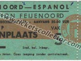 C3 1976-77 Feyenoord Espanyol