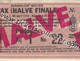 C1 1972-73 Ajax Real Madrid