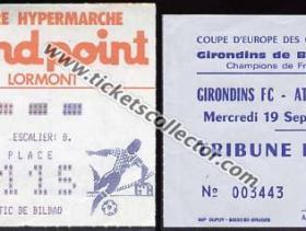 C1 1984-85 Girondins Athletic