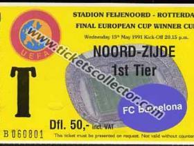 C2 1990-91 Barcelona Manchester United