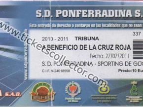 Ponferradina Sporting